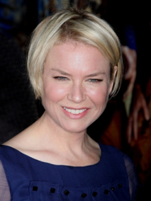 Short fine hair a 'la Zellweger